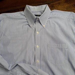 Club Room Shirts - Club Room Slim Fit Men's Dress Shirt